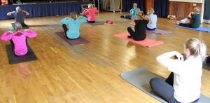 Pilates @ Main Hall