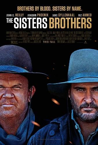 Cancelled - Film Club - The Sisters Brothers @ Main Hall